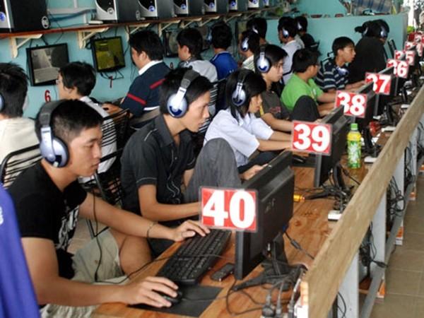 Số lượng học sinh, sinh viên nghiện game học đường đang ngày càng gia tăng