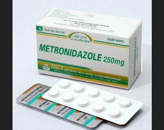 thuốc metronidazol