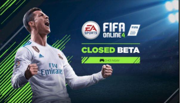 Game Fifa sử dụng kí tự đặc biệt
